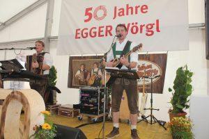 50 Jahre Egger - Mitarbeiterfeier Juni 2016. Foto: Veronika Spielbichler