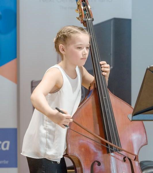 Bundessiegerin Dorina Puchleitner (Foto Land Tirol, Wolfgang Alberty)