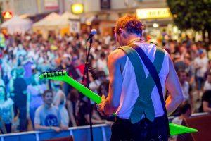 Dieses Jahr wird´s beim Wörgler Stadtfest nur mehr Live-Musik geben. Foto: Glatzl