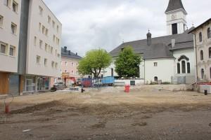 Gradl-Areal Mietwohnungen Frieden. Foto: Veronika Spielbichler