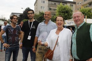 34. Wörgler Stadtfest am 9. Juli 2016. Foto: Veronika Spielbichler34. Wörgler Stadtfest am 9. Juli 2016. Foto: Veronika Spielbichler