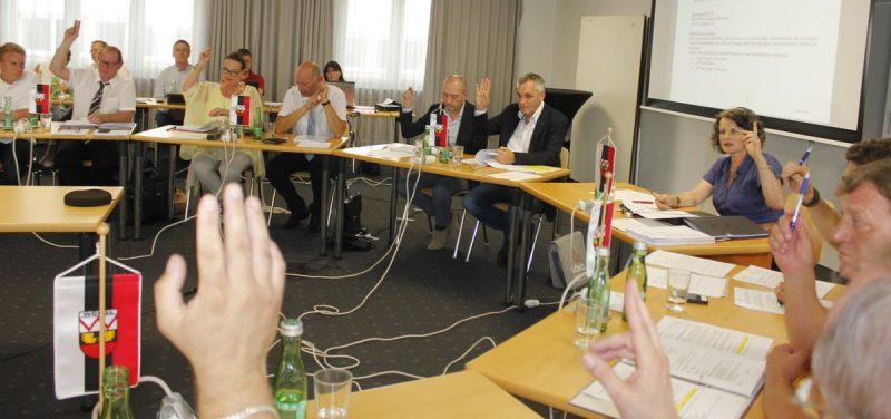 Wörgler Gemeinderatsitzung am 21. Juli 2016. Foto: Veronika Spielbichler