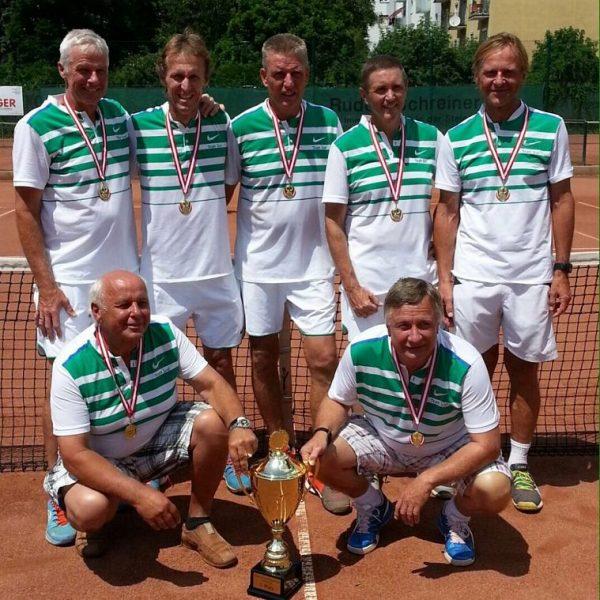 Tennisclub Wörgl - ÖM 2016. Foto: TC Wörgl