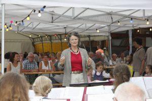 140 Jahre Wörgler Feuerwehr und Stadtmusik - Jubiläumsfest Juli 2016. Foto: Veronika Spielbichler