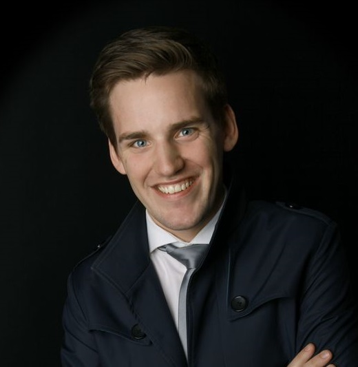 Justus Seeger. Foto: privat