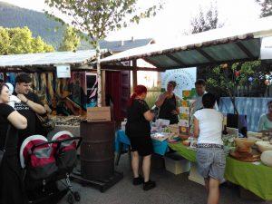 Chill & Grill Handwerksmarkt Kulturzone Wörgl. Foto: Tobias Muster