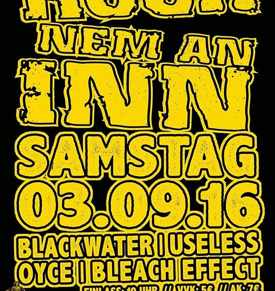Rock nem an Inn 2016