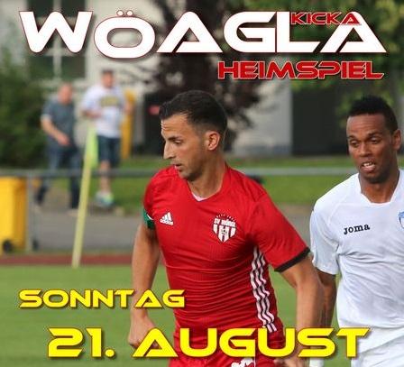 Heimspiel des SV Wörgl am 21. August 2016. Foto: Unterland