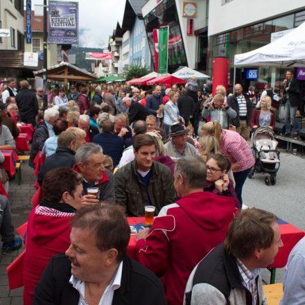 Erlebnistag der Bergbauern in Wörgl am 18.9.2016. Foto: Veronika Spielbichler