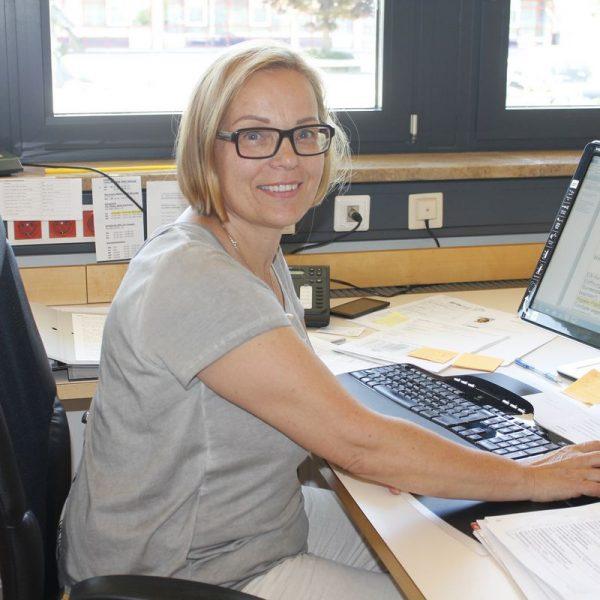 Die neue Schulleiterin Prof. Mag. Helga Dobler-Fuchs.