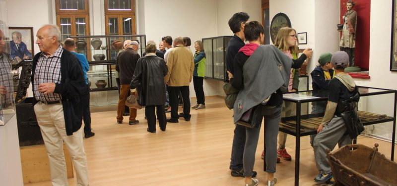 Lange Nacht der Museen Heimatmuseum Wörgl. Foto: Veronika Spielbichler