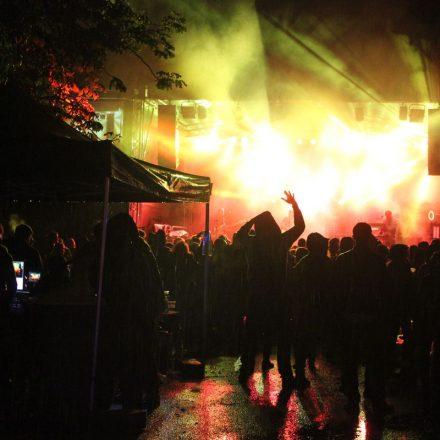 AM WERK - Festival 8 Jahre TR-Eventtechnik. Foto: Veronika Spielbichler