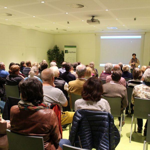 """Filmabend """"Der Bauer und sein Prinz"""" am 18.10.2016 im Tagungshaus Wörgl. Foto: Veronika Spielbichler"""