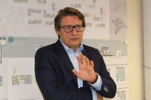 NHT-Geschäftsführer Hannes Gschwentner. Foto: Veronika Spielbichler