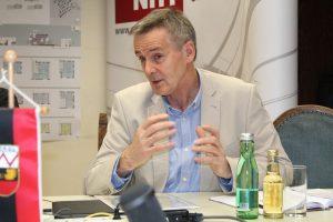 Stadtbaumeister DI Hermann Etzelstorfer. Foto: Veronika Spielbichler