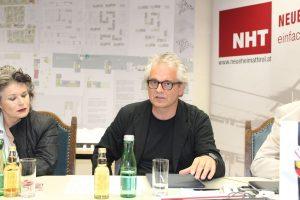 Architekt Hanno Vogl-Fernheim. Foto: Veronika Spielbichler