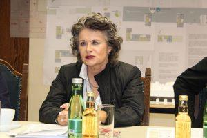 Bürgermeisterin Hedi Wechner. Foto: Veronika Spielbichler