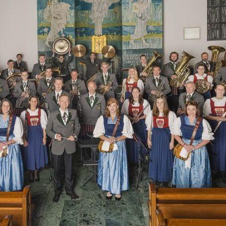 Die BMK Bruckhäusl lädt am 22. Oktober 2016 zum Herbstkonzert in die Holzmeister-Kirche Bruckhäusl. Foto: Mallaun