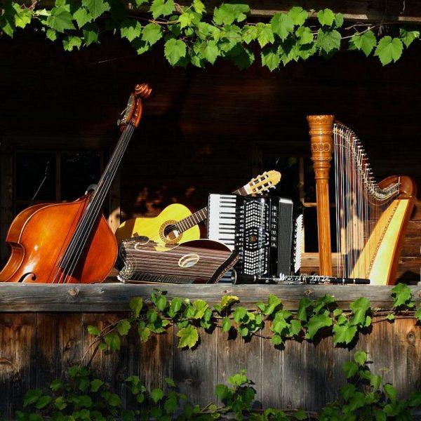 Die Landesmusikschule Wörgl lädt am 25.10.2016 zum Volksmusikabend in Mariastein. Foto: LMS Wörgl