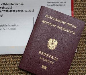 Bei der Bundespräsidentenwahl am 4. Dezember 2016 Ausweis nicht vergessen! Foto: Veronika Spielbichler