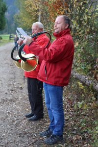 40. Unterinntaler Fuchsjagd des Reitvereines Inntal am 5.11.2016 in Wörgl und Kundl. Foto: Veronika Spielbichler