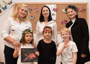 Kindergarten Mitterhoferweg Erweiterung. Foto: Melanie Haberl
