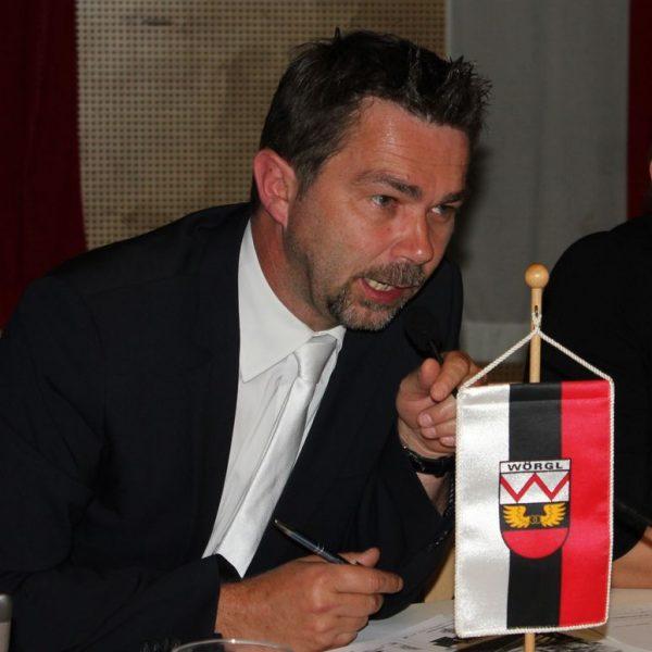 Vizebürgermeister Mario Wiechenthaler. Foto: Veronika Spielbichler