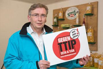Herbert Thumpser ist Landtagsabgeordneter und Bürgermeister von Traisen und vorsitzender Initiator des Volksbegehrens. Foto: http://www.volksbegehren.jetzt/index.php/verein/team