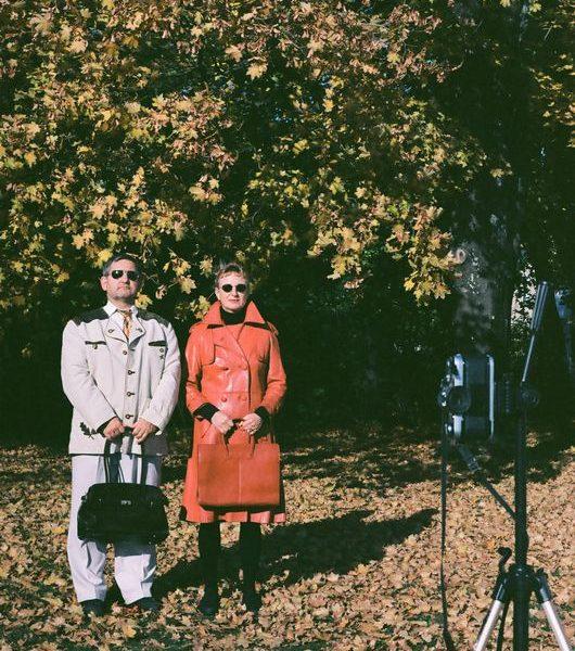 Groschup und Leitner zeigen fotografische Selbstporträts in der Galerie am Polylog. Foto: Groschup/Leitner