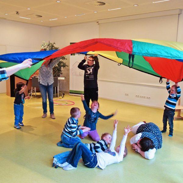 Das Tagungshaus Wörgl lud zum Welt-Down-Syndrom-Tag zum Kinderfest. Foto: Tagungshaus Wörgl