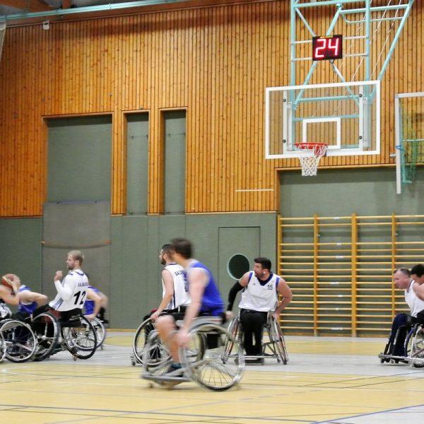 Beim Finalspiel waren die Tiroler nur knapp unterlegen. Foto: Stefan Thurner