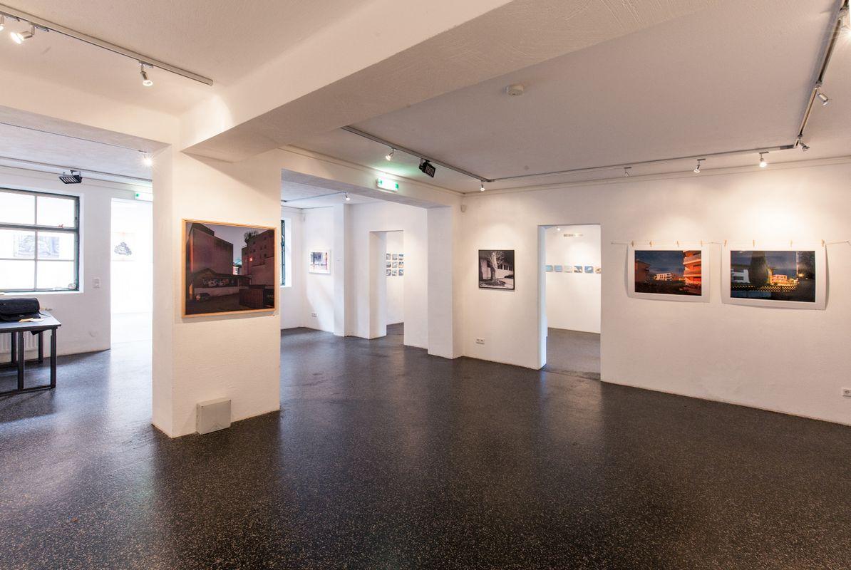 Fotografien von Kurt Härting sind in der Ausstellung Triametral in der Galerie am Polylog zu sehen. Foto: Kurt Härting