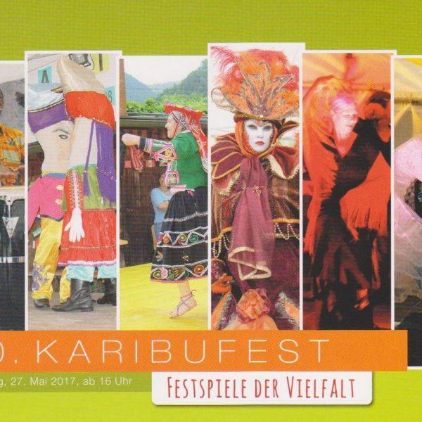 Karibufest 2017. Foto: Karibu - Verein für Kultur und Sprachen