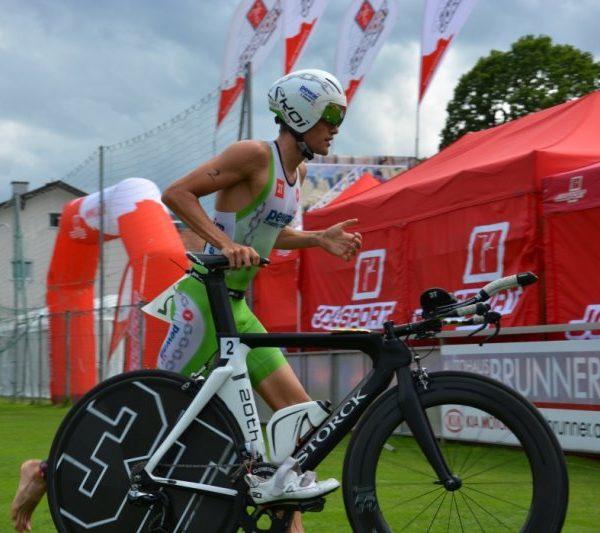 Am 3. Juni 2017 misst sich wieder die Triathlon-Elite in Kirchbichl. Foto: AMPA