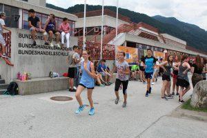Spendenlauf Run 4 Charity am 27.6.2017 in Wörgl. Foto: Veronika Spielbichler