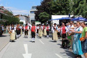 Wörgler Stadtfest 8. Juli 2017. Foto: Veronika Spielbichler