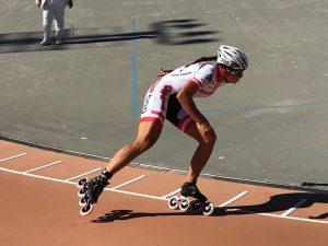 Vanessa Herzog in action. Foto: ÖRSV
