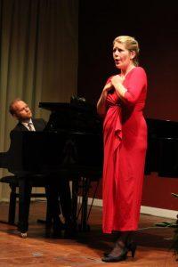 Academia Vocalis Meisterkurs Ludwig Abschlusskonzert 15.8.2017. Foto: Veronika Spielbichler