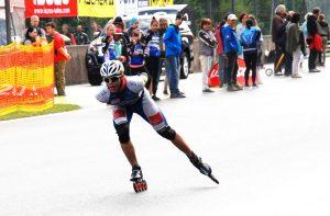 Christoph Amort in action. Foto: SC Lattella