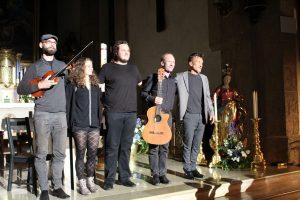 Premiere Judas von Lot Vekemans mit Helmuth A. Häusler am 19.8.2017 in Kufstein. Foto: Veronika Spielbichler