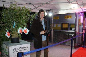Wörgler Kurzfilmfestival 15.9.2017. Foto: Veronika Spielbichler