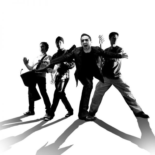Die U2-Tribute-Band TribU2. Foto: TribU2
