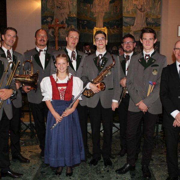 Herbstkonzert der BMK Bruckhäusl am 21.10.2017. Foto: Veronika Spielbichler