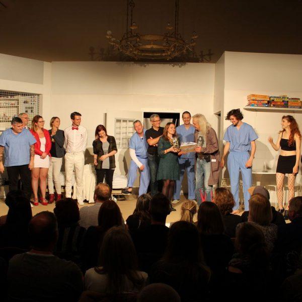 """Premiere """"Einer flog über das Kuckucksnest"""" der Gaststubenbühne Wörgl am 13.10.2017. Foto: Veronika Spielbichler"""