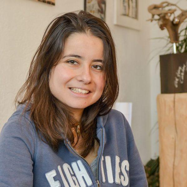 Freut sich auf ihr Freiwilligenjahr bei der Volkshilfe Wörgl, die 18- jährige Viviane le Bras. Fotos © Stadt Wörgl/Berger,
