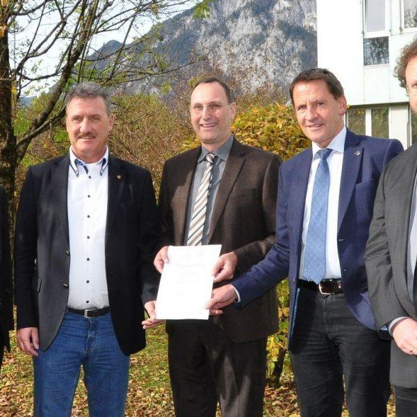 Pflegeschule neuer Standort St. Johann. Foto: Albin Ritsch