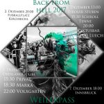 Tour Plan Weilerpass 2017.