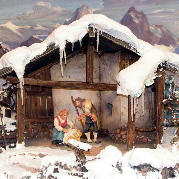 Der Wörgler Krippenverein lädt heuer wieder zur Krippenausstellung ins Tagungshaus Wörgl. Foto: Wörgler Krippeler/Wilhelm Maier
