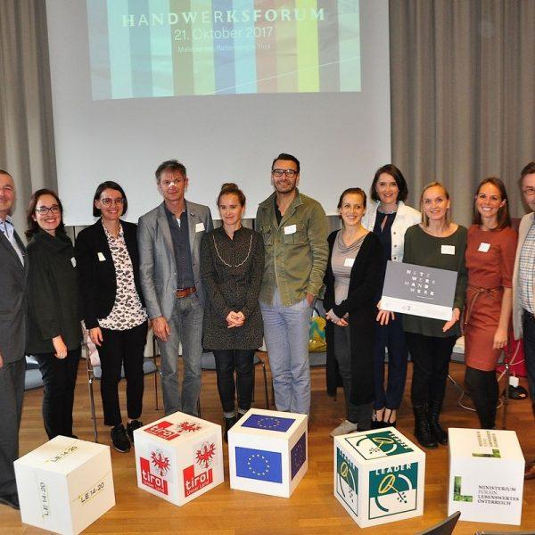 1. Handwerksforum Netzwerk Handwerk 21.10.2017. Foto: Albin Ritsch