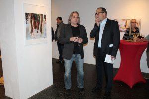 5-Jahres-Feier Galerie am Polylog in Wörgl, 25.11.2017. Foto: Veronika Spielbichler
